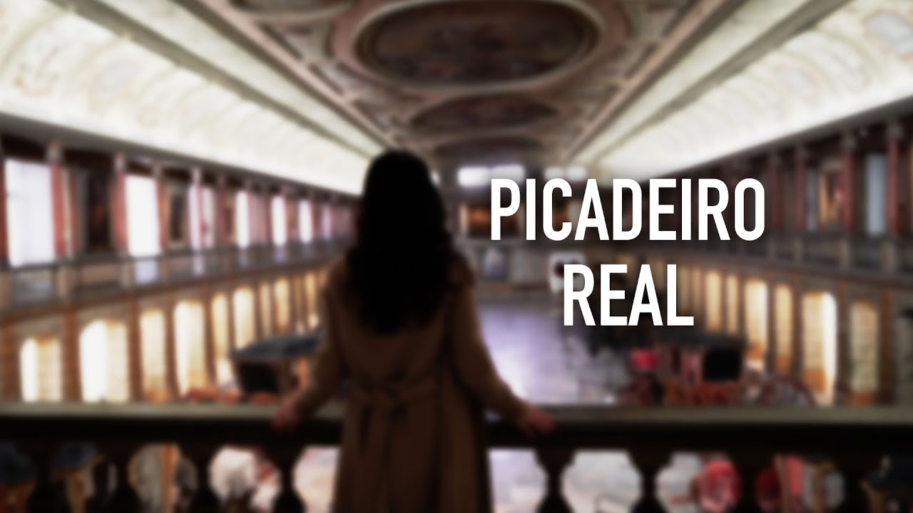 Picadeiro Real  • Lisboa • Portugal | BeSisluxe Tours