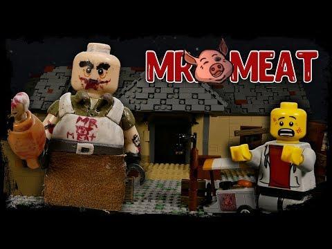 LEGO Мультфильм Mr. Meat - Возвращение Внучека и Granny