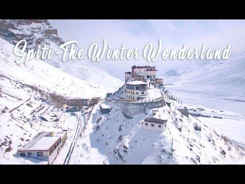 Spiti Valley - The Winter Wonderland
