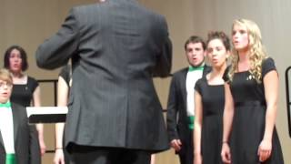 Surrexit Pastor Bonus (Giovanni Pierluigi da Palestrina) - Mount View Chamber Singers Fall 2014