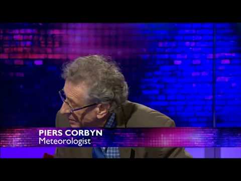 CLIMATE CHANGE FARCE - PIERS CORBYN EXPOSES FRAUD IN THE TEMPERATURE FIGURES!