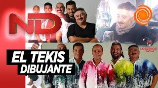 Pucho Ponce, el cordobés de Los Tekis, y el otro talento con el que se entretuvo en cuarentena