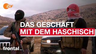 Libanon Connection: Wie kommen die Drogen ins Koks-Taxi? | frontal