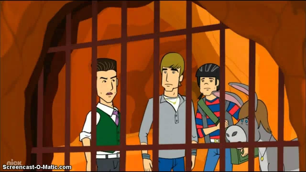 Big Time Rush: Cartoon Special