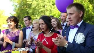 Евгений и Кристина - свадебный фильм 2015