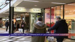 Yvelines | Couvre-feu à 18h : les commerçants et les consommateurs s'adaptent