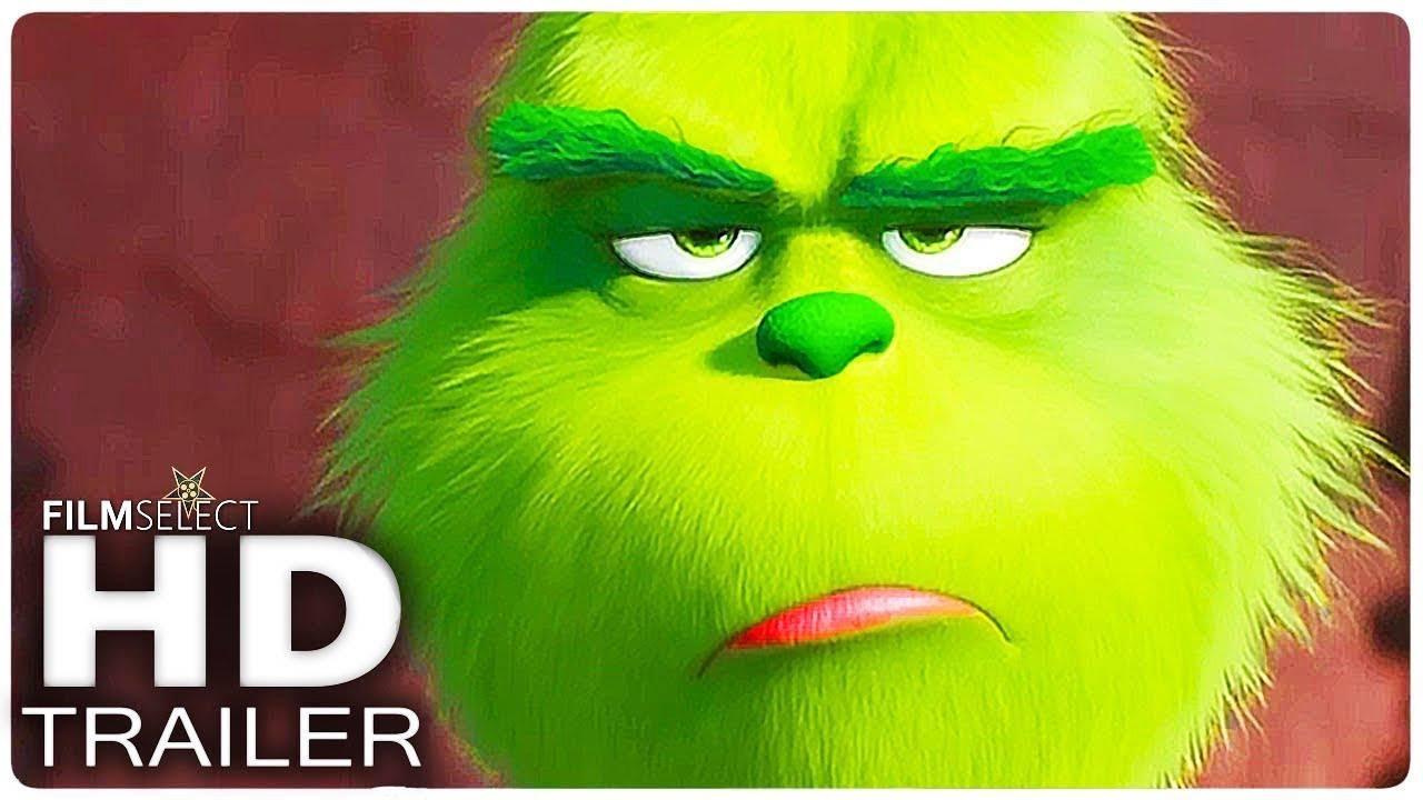 El grinch trailer oficial español latino clipzui