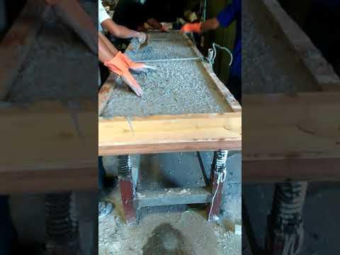Hempcrete Panel Machine 2