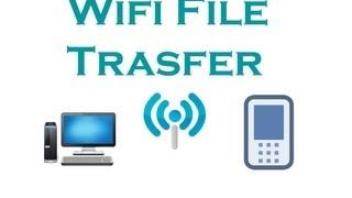 Tutorial Wifi File Transfer android