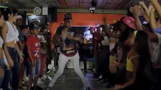 SALSA CHOKE) EME SANTANA (ZONGO) VIDEO OFICCIAL SALSA CHOKE