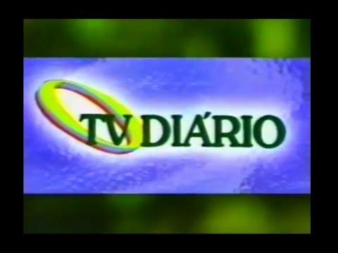 Histórico de Vinhetas da Tv DiárioCE19972016