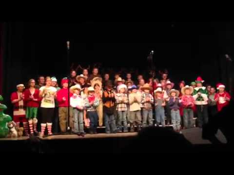 Latham school Christmas program