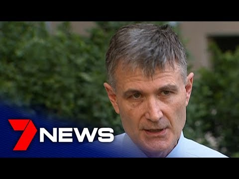 NSW Health Doctor Jeremy McAnulty Speaks About Coronavirus | 7NEWS