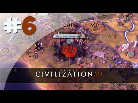 Ecosse - #6 Civilization VI, Rise and Fall