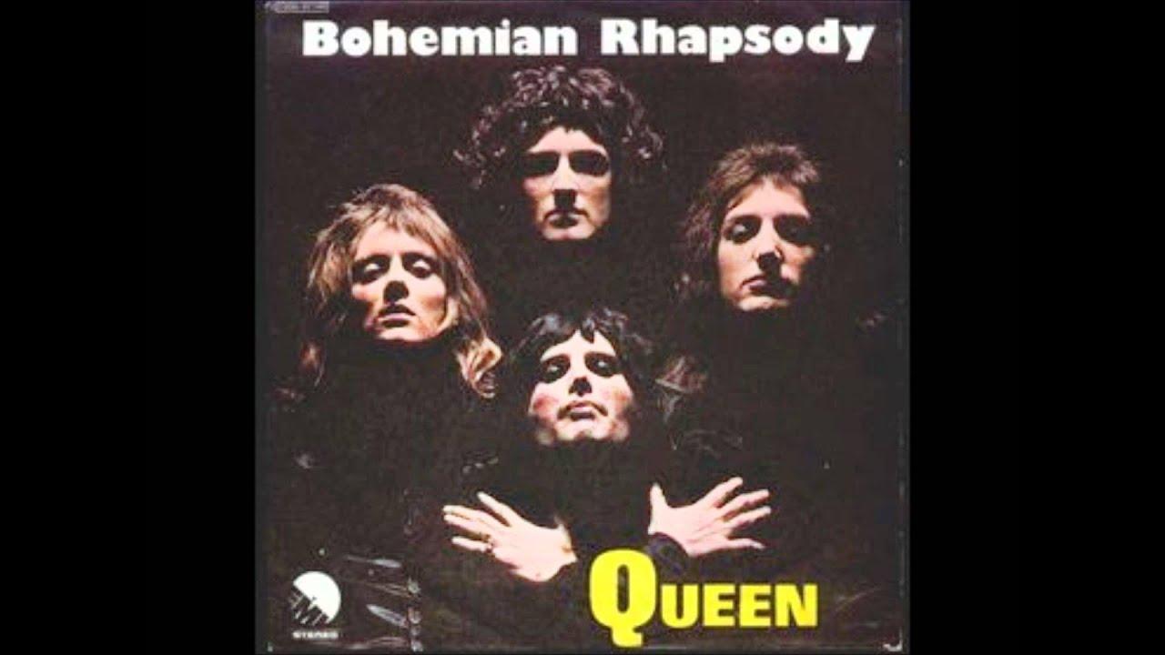 Bohemian Rhapsody Queen Lyrics Youtube