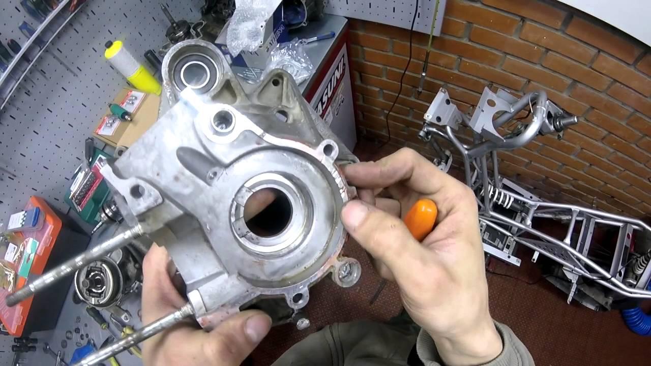 Обслуживание сразу двух двигателей Minarelli - DRAGUNOFF WORKSHOP