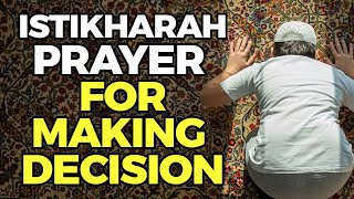 The Outcome Of My ISTIKHARAH!  by Mufti Menk