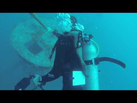 Calculating scuba bottom times