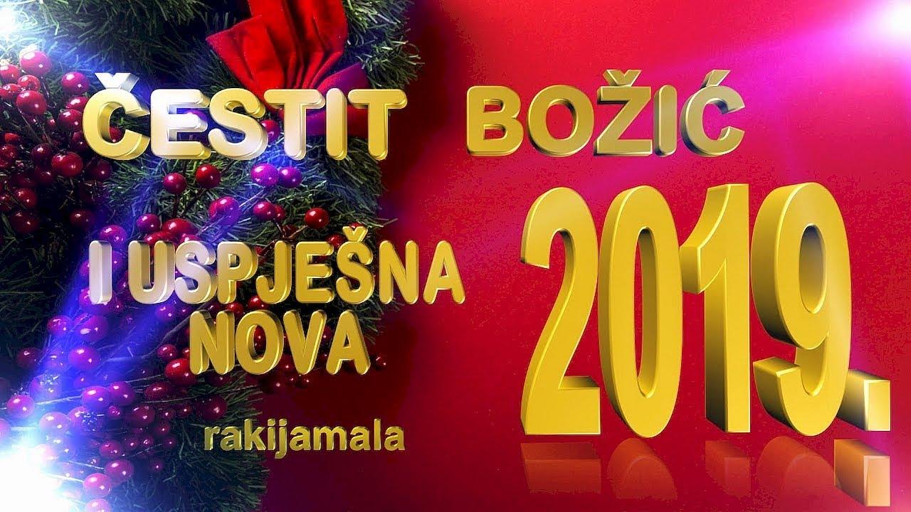 Čestit Božić i uspješna Nova 2019.