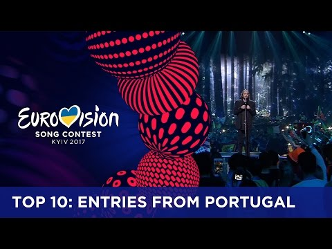 TOP 10: Entries from Portugal