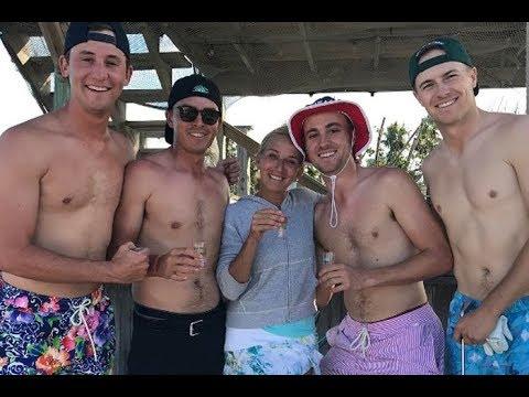 SB2K18 Spring Break Snapchat Story Baker's Bay (Fowler, Speith, Kaufman, Thomas)