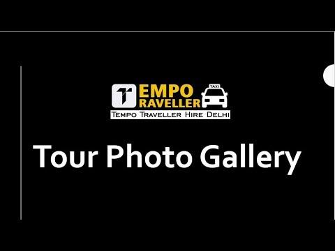 Tempo Traveller Hire in Delhi - Photo Gallery