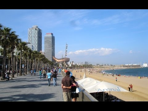 What's it like to teach English in Barcelona?