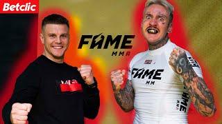 Download Stifler vs Alanik - sparing przed 10 FAME | Typowanie FAME MMA.