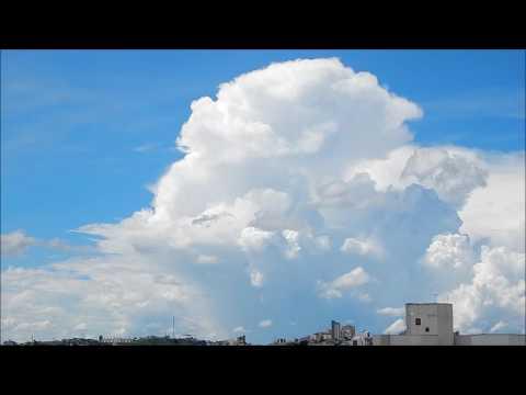 Precipitation Clouds!