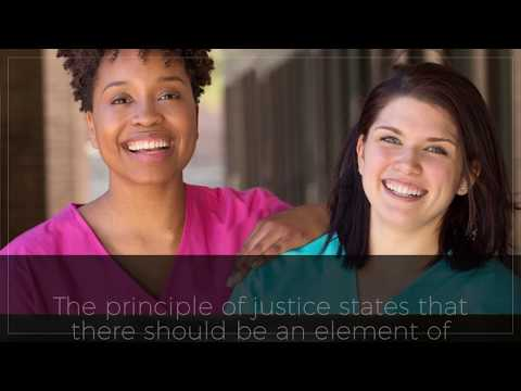 The Four Principles of Health Care Ethics for Home Care Providers