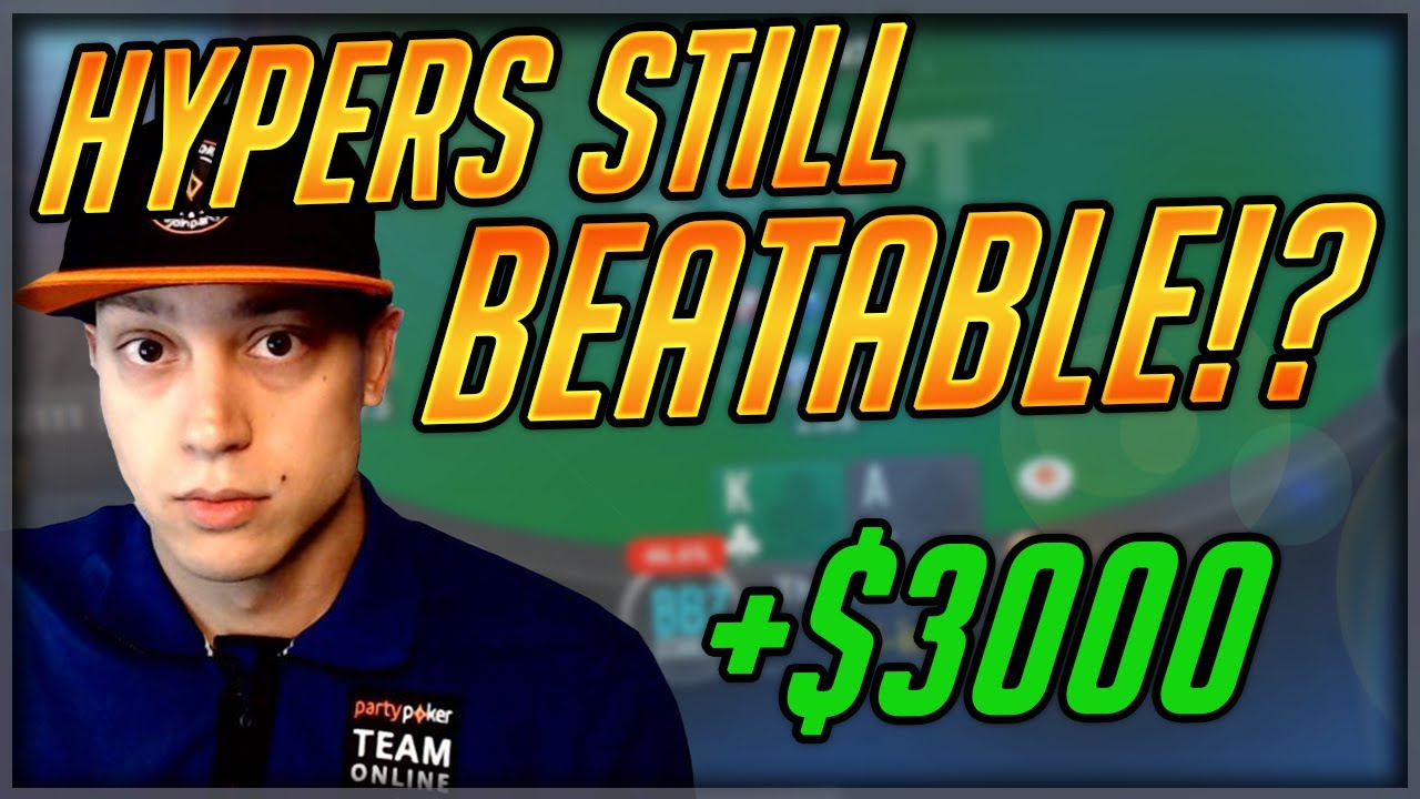 $100 Hyper SNGS Aren't DEAD! - Huge SNG & Cash Game Session