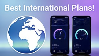 Best International Cell Phone Plans!