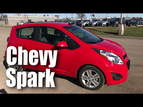 What I love and hate about the 2015 Chevrolet Spark