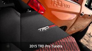 2015 Toyota TRD Pro Tundra at North Georgia Toyota Serving Dalton, GA and Chattanooga, TN!