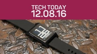 Fitbit buys Pebble, Apple may get early movie rentals
