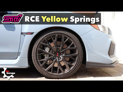 STI RCE Yellow Springs: Install Tips & Review
