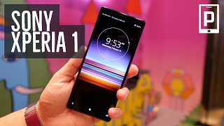 Sony Xperia 1 - New leadership and Old Habits