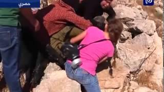 إسرائيل تعتقل 7 من عائلة طفلة فلسطينية أنقذت أخاها من يد جندي قبل شهرين