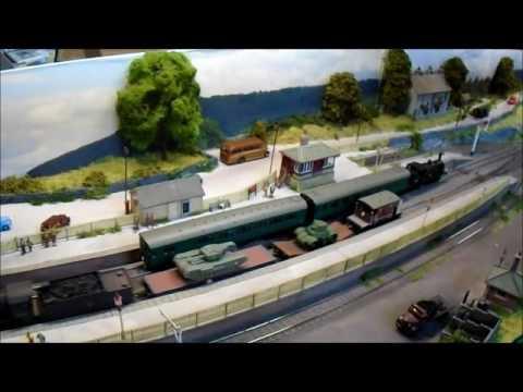 Leigh Model Railway Society Exhibition 24th Sept.2016