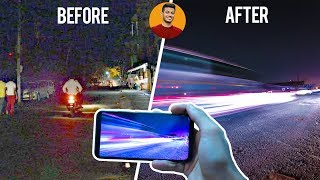 How To Take AMAZING DSLR like Photos at NIGHT with any Mobile!