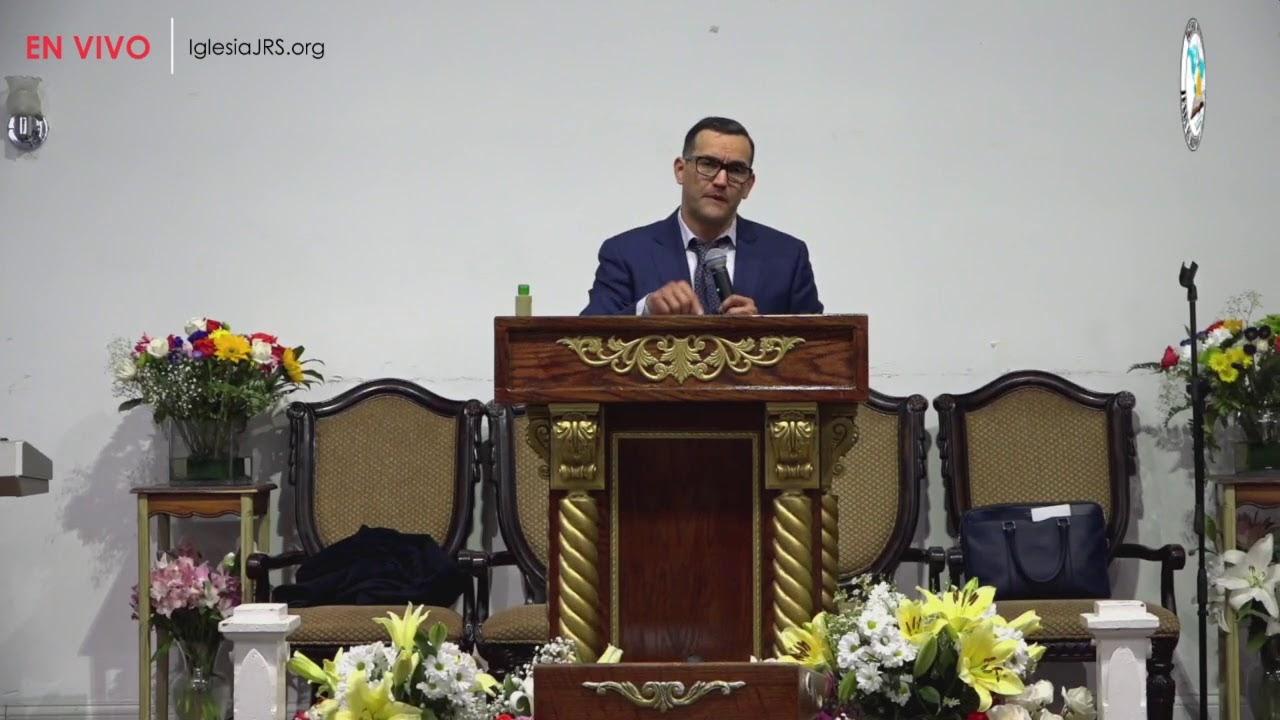 IglesiaJRS│ NO Hagas Enojar Su Santo Espiritu - Pastor David Gutierrez   P2 (03/16/2021)