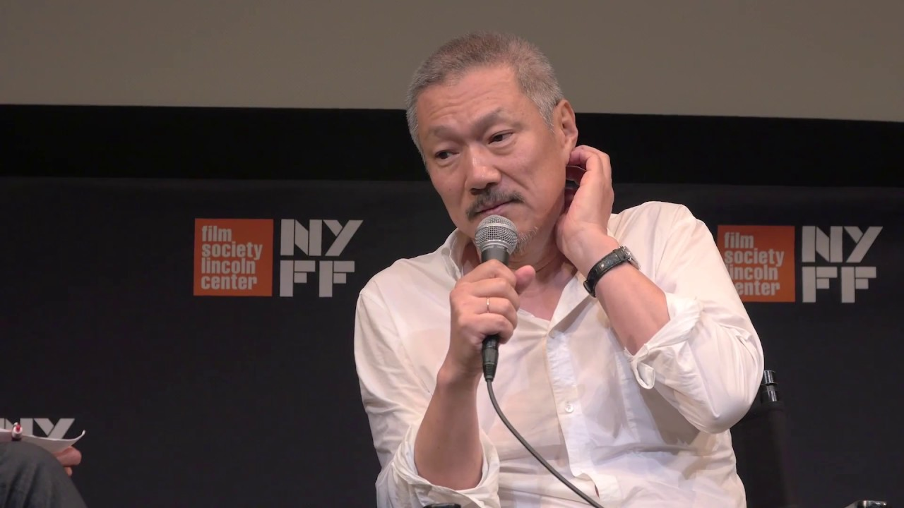 'On the Beach at Night Alone' Q&A | Hong Sang-soo | NYFF55