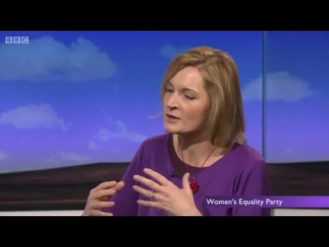 16 January 2016: The BBC's support for the Women's Equality Party continues unabated