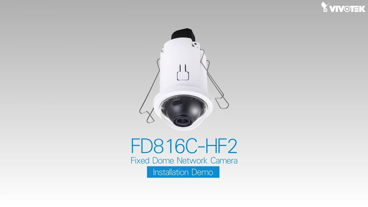 VIVOTEK FD816C-HF2 Network Camera Driver PC