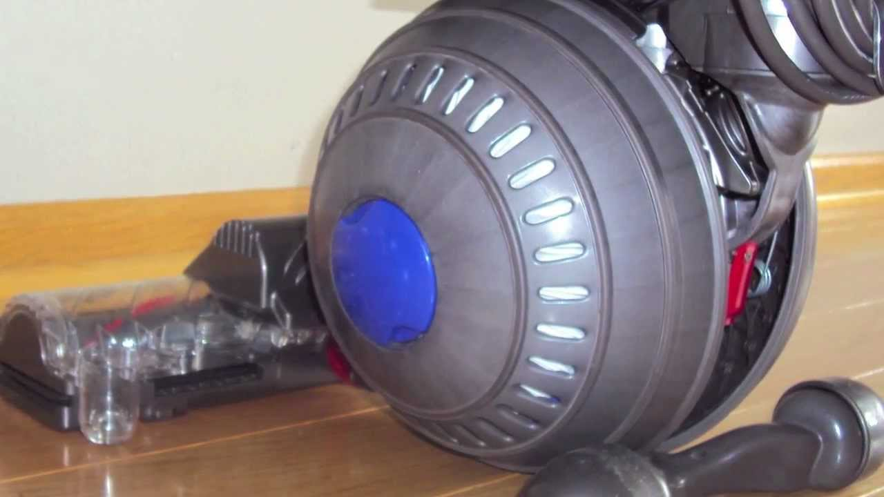 Dyson Dc41 Review The Animal Vacuum Tested Youtube