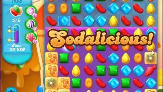 Candy Crush Saga SODA Level 1520 CE