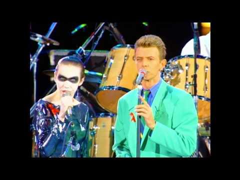 Under Pressure - Annie Lennox & David Bowie