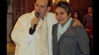 Padre Jose Hoyos-Homilia en la Misa de Sanación en la iglesia de San James
