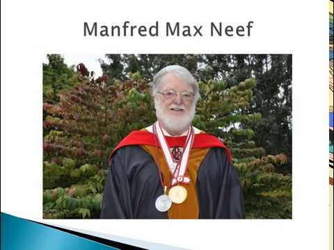 Economía Descalza por Manfred Max Neef