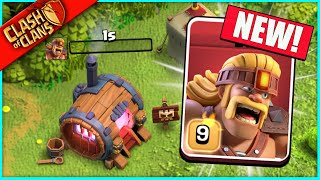 THE NEWEST TROOP IN CLASH... SUPER BARBS?!